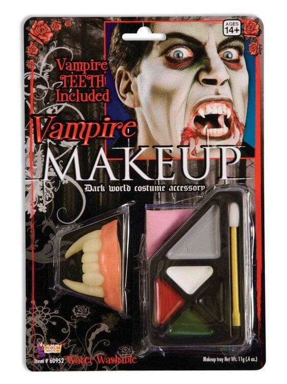 classic vampire makeup kit