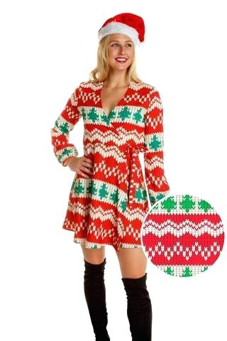 funny christmas sweater dress ideas for women
