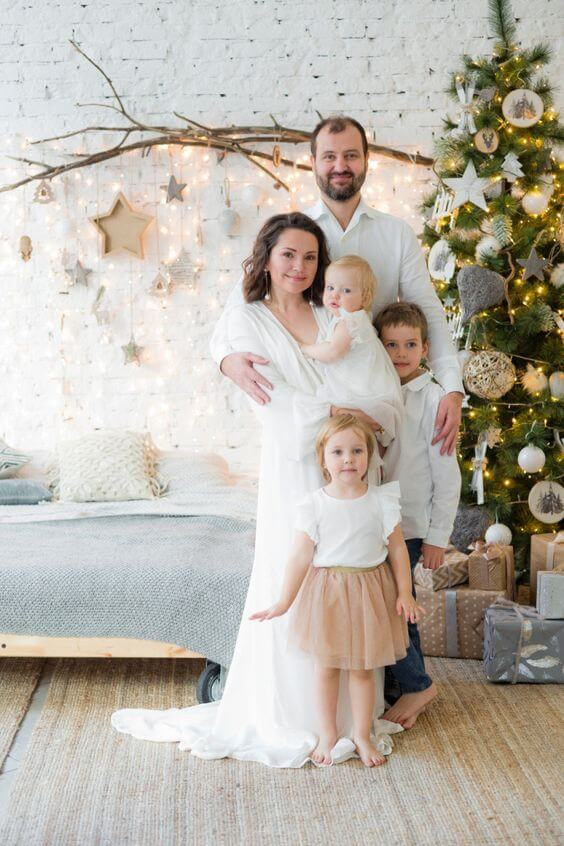 family christmas photograph outfit ideas