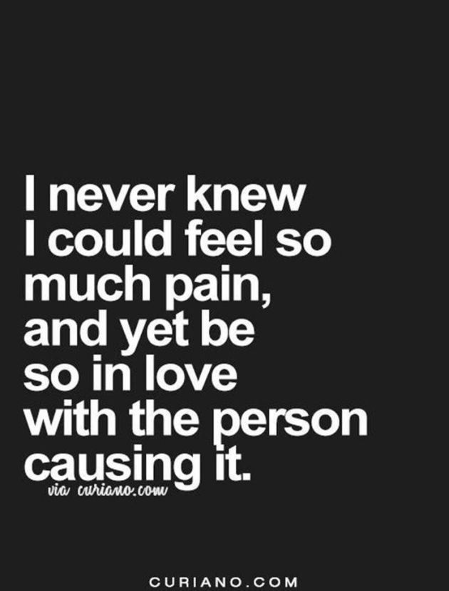 hurtful love quotes
