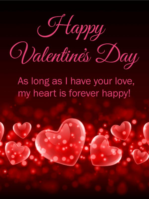 download free happy valentines day quote image for love