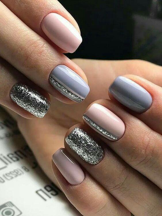 short attractive nail designs 2020