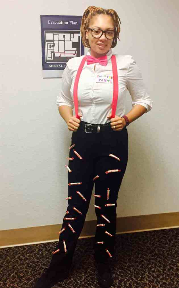 diy smarty pants halloween costume ideas for females