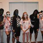 group purge halloween costumes
