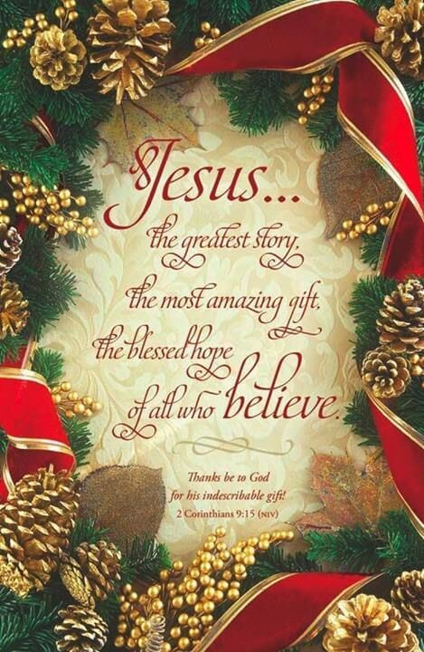 merry christmas jesus quote image