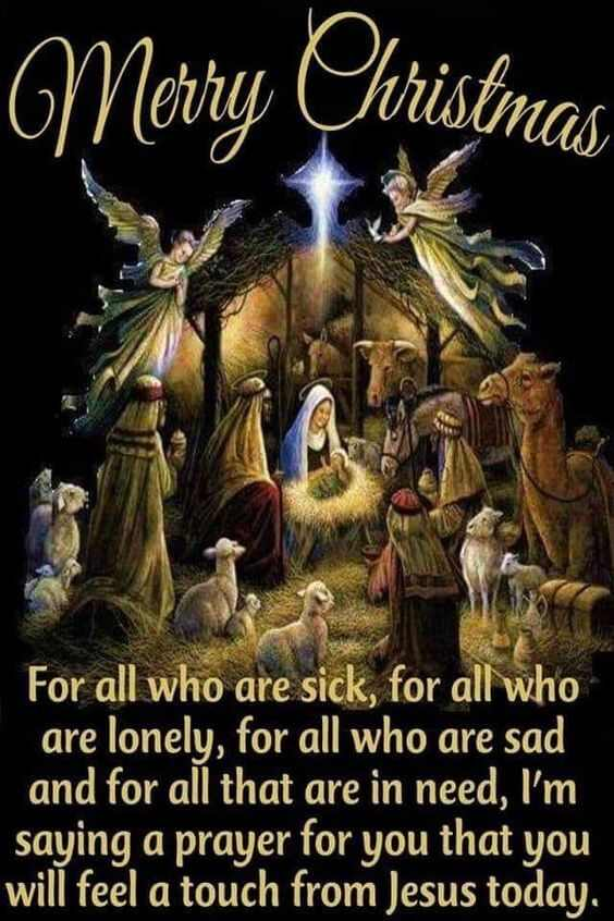 merry christmas quote image