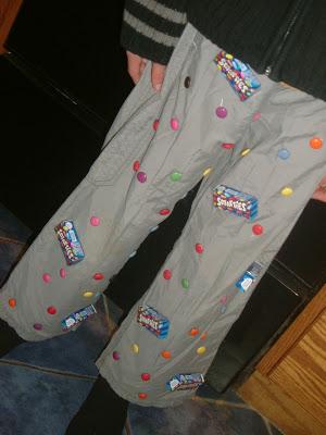 trick or treat smarty pants halloween costume idea