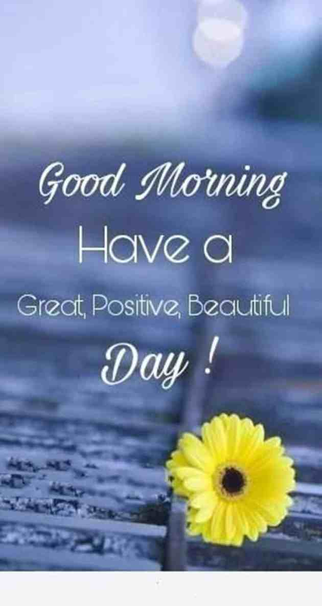 inspiring good morning message image
