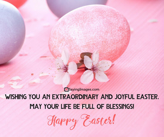 happy blessed Easter wishes image
