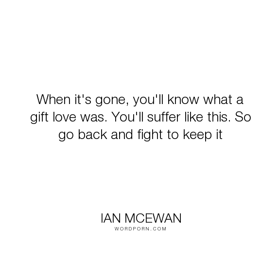 fight to keep your love quote