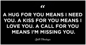 i am missing you quote for him-her