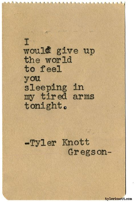 i would give up the world for you quote for him-her
