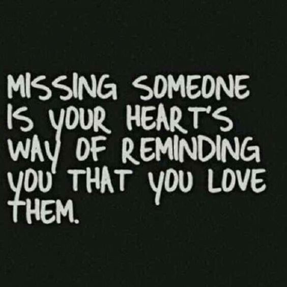 missing loved ones quote