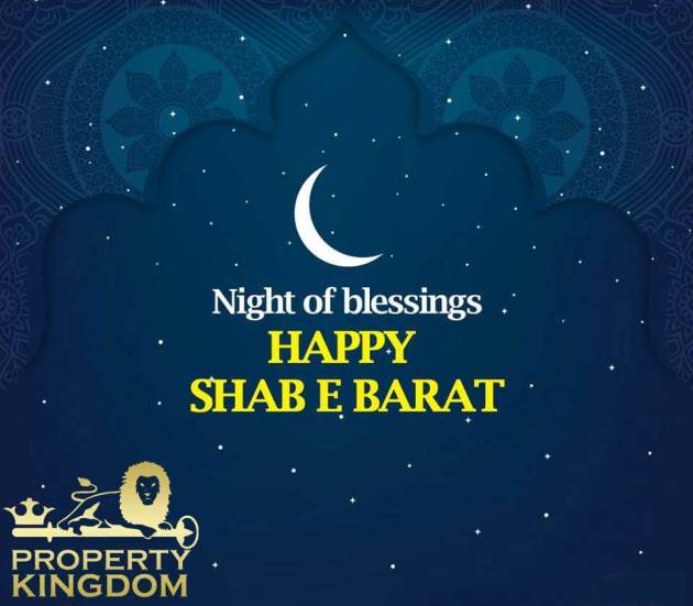 happy shab e barat blessings message image