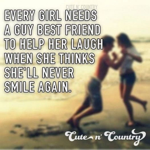 i need a boy best friend quote image