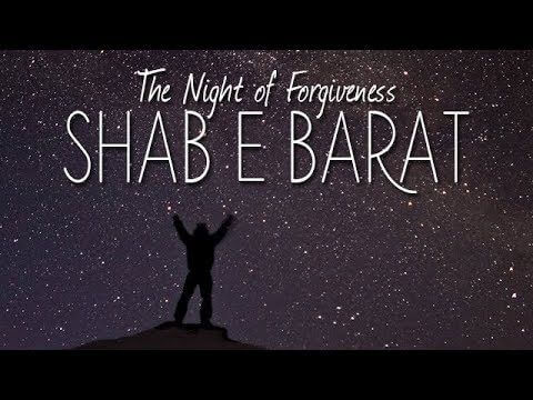 night of forgiveness shab e barat image