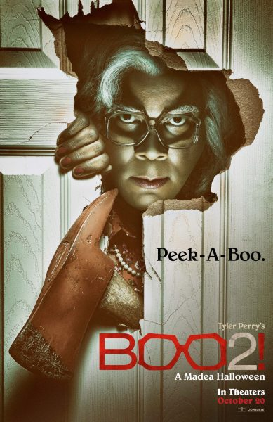Watch the Teaser Trailer for 'Tyler Perry's BOO 2! A Madea ...