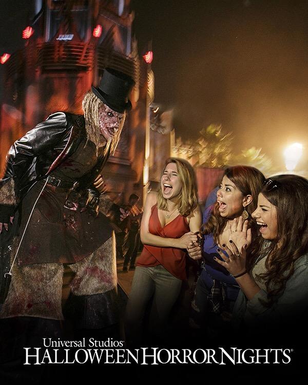 Universal Studios Hollywood Announces 'Halloween Horror Nights ...