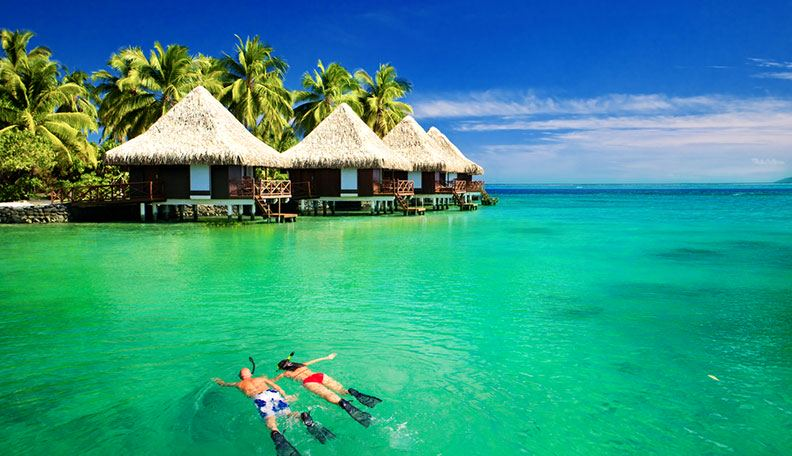 Tahiti Honeymoon 2017