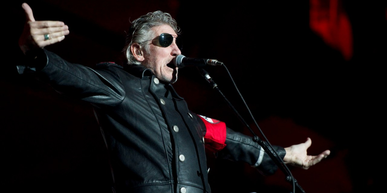 Ofrecerá Roger Waters concierto gratuito en el Zócalo