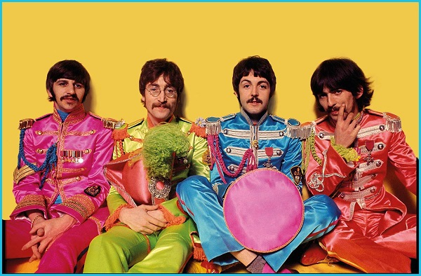 The Beatles -  Sgt. Pepper's Lonely Hearts Club Band (cover)