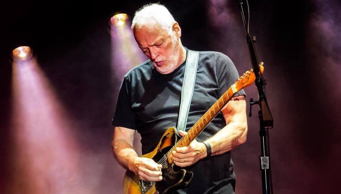 David Gilmour desde Pompeya en pantalla grande