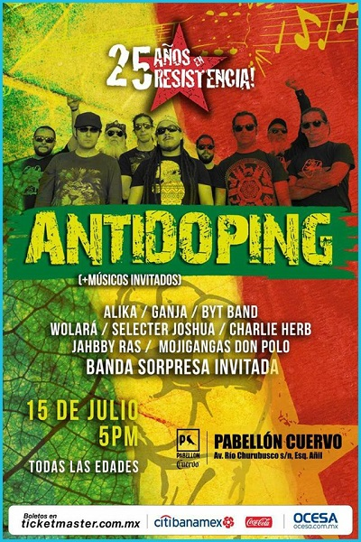 Antidopning 2017 (Flyer)