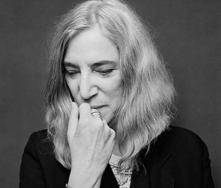 Patti Smith llenará de poesía a la CDMX