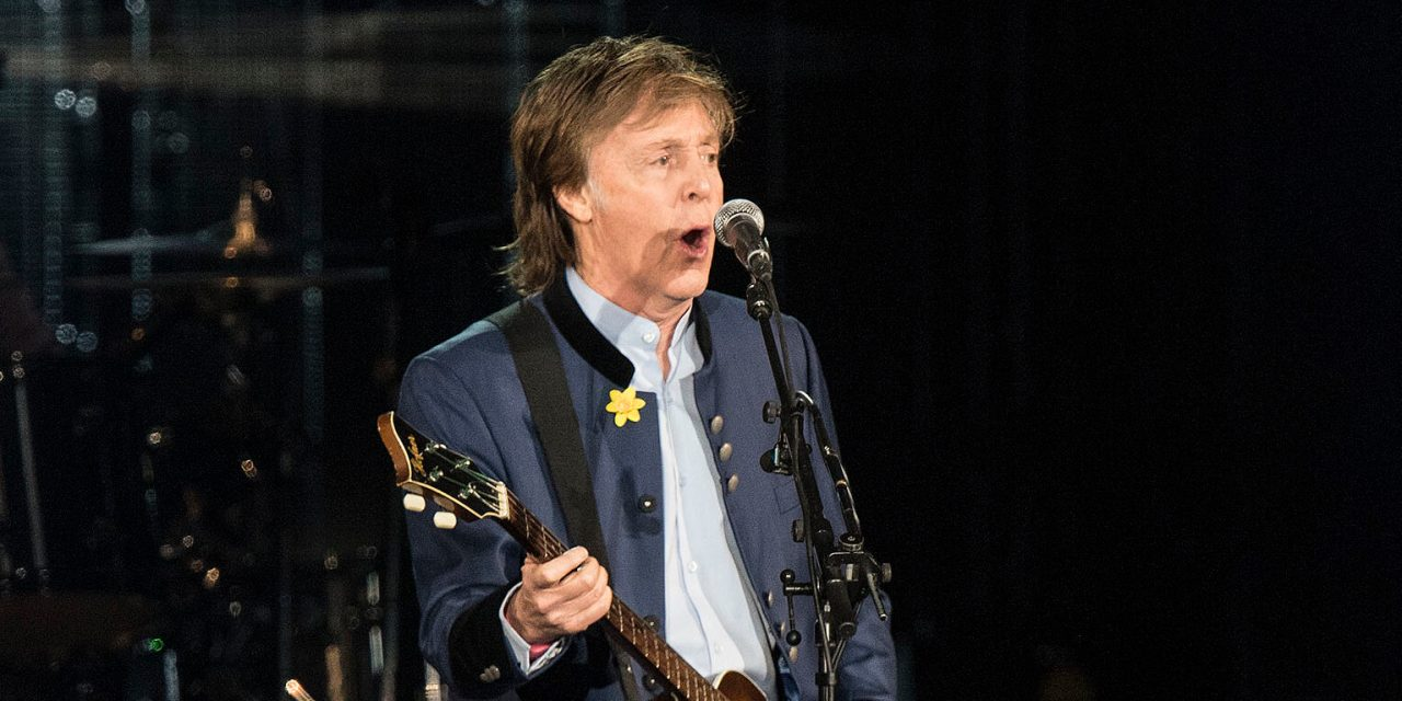 Enloquece Paul McCartney al Estadio Azteca