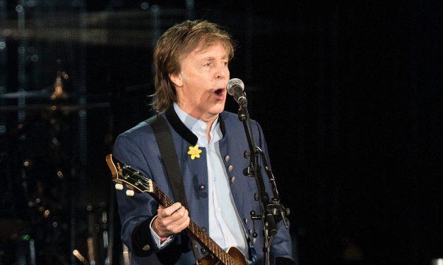 Enloquece Paul McCartney al Estadio Azteca
