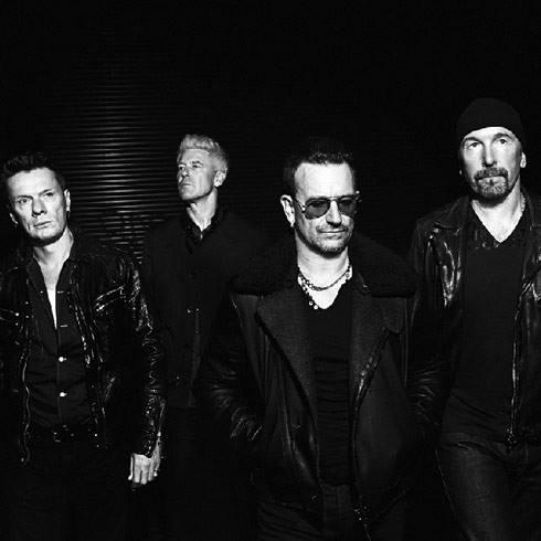 U2 llega a México, animó a sus fans en CDMX desde EU