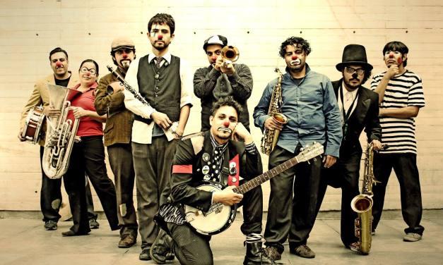 """Terc3ra llamada"": ¡Triciclo Circus Band a escena!"