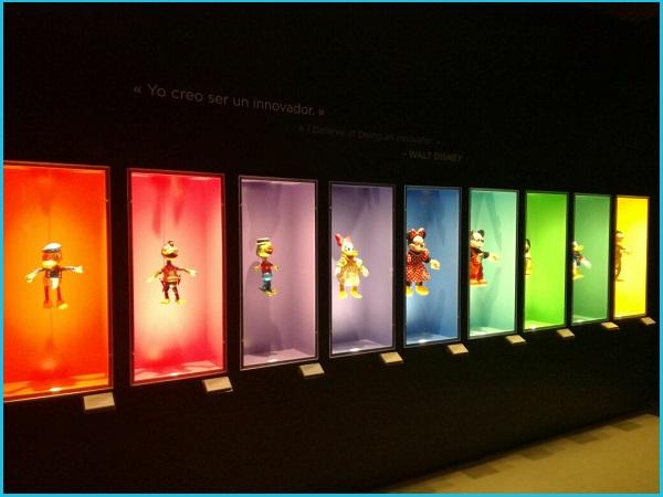 México y Walt Disney: Un encuentro mágico - Exposición