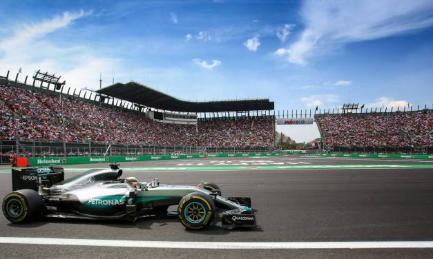 Listo el Gran Premio de México F1 2018