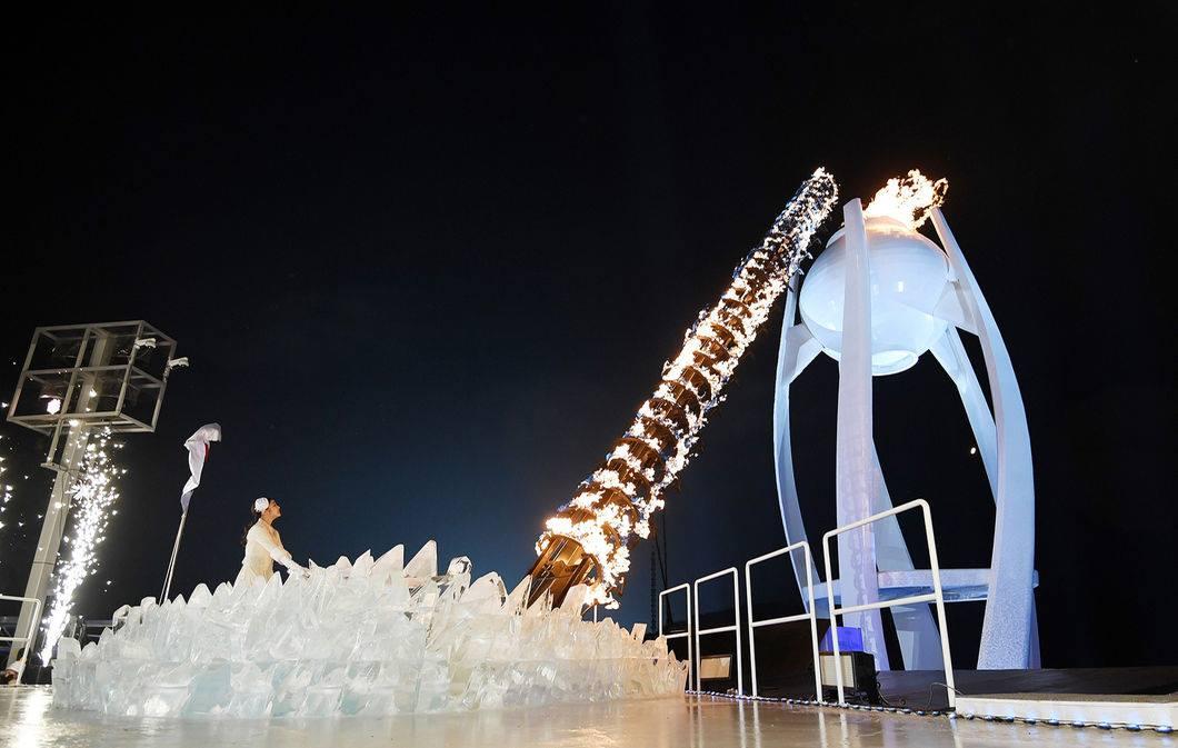 PyeongChang 2 (Tomada de FB de Comite Olimpico Mexicano)