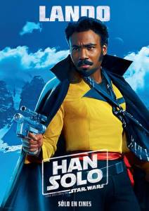Han Solo - Una Historia de Star Wars - Lando