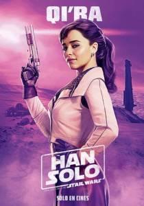 Han Solo - Una Historia de Star Wars - Qi'ra