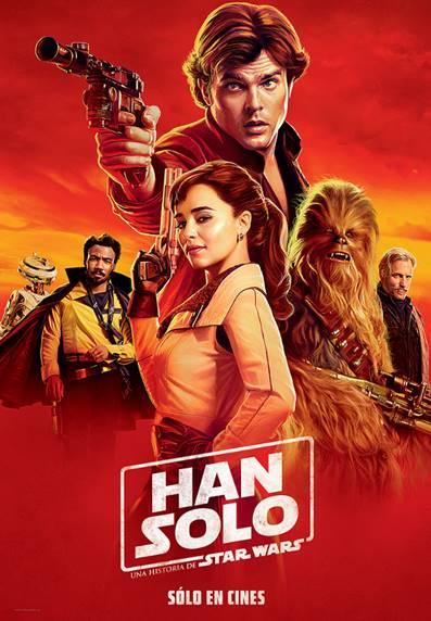 Han Solo - Una Historia de Star Wars - Todos