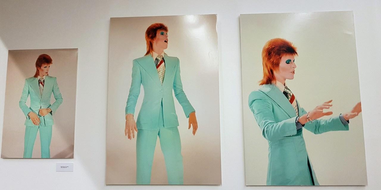 David Bowie, un hombre atemporal: Mick Rock