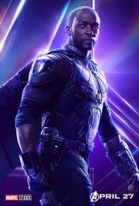 Avengers - Infinity War 19