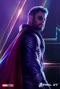 Avengers - Infinity War 5