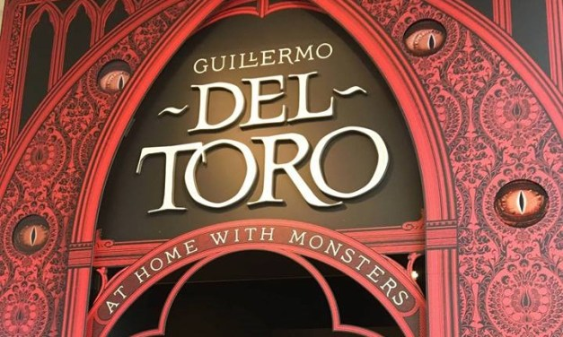 Expo de Guillermo del Toro llegará a México en 2019