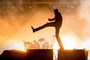 The Killers. Foto Rob Loud