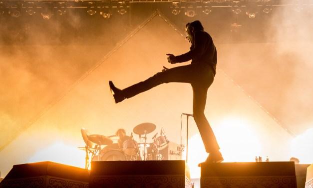 Fan desquicia al Foro Sol en show de The Killers