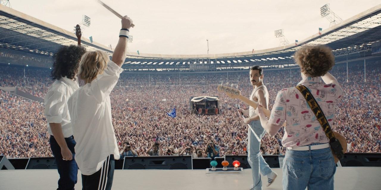 Soundtrack de 'Bohemian Rhapsody' incluye 'Live Aid'