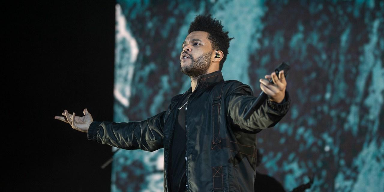 Se rinden ante The Weeknd