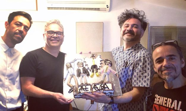 "Café Tacvba celebra ""30 añitos"" con 'streaming'"