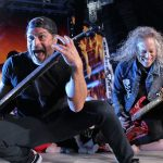 """Metallica toca """"Engel"""" de Rammstein ¡en Berlín!"""