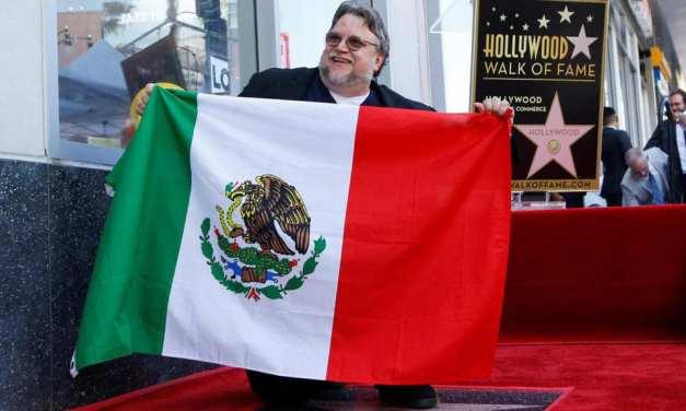 ¡Guillermo del Toro ya tiene su estrella!