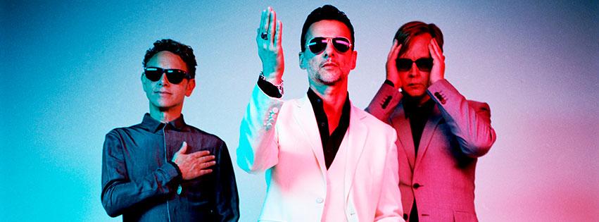 Depeche Mode llegará al cine en noviembre